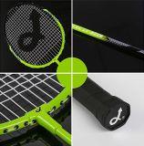 De ovale HoofdRacket van het Badminton van de Legering van het Aluminium
