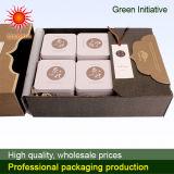 Pastel de alta calidad de plaza de la caja de papel (K85)