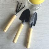 Herramientas de jardín de plantas Mini 3PCS se establece una pala, rastrillo de jardinería de espada de la herramienta de juguete para niños regalos