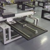ガラス陶磁器の木製のプラスチック革PVCのための紫外線平面プリンター