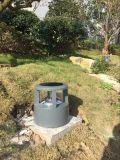Easy-Installation LED para jardín lámpara solar césped