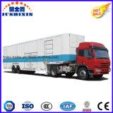 닫히는 유형 수출용 자동차 운반선 트레일러, 수송 차 또는 반 차량 트럭 트레일러