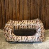 De Toebehoren van honden in de Toebehoren van de Honden van China in het Bed van de Hond van China met Verwijderbaar Kussen