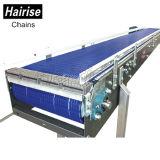 Sistema transportador Hairise directamente para a Indústria de Produtos Alimentares e Bebidas