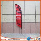Neueste kundenspezifische Großhandelsfeder-Markierungsfahnen-Fahnen