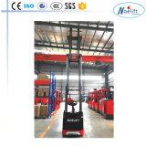 China 1500 kg apilador eléctrico, importadas en forma de H