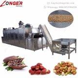 自動カシューナッツのロースターピーナツココア豆の焙焼機械価格