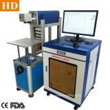 De Laser die van het Aftasten van Co2 rf Galvo Machine voor Non-Metal Producten merken