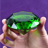Diamant van het Kristal van de Rechthoek van de Decoratie van het huwelijk de Duidelijke Glanzende