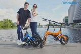 Новая конструкция высокотехнологичное Onebot S6 складывая электрический Bike с педалью