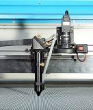 Borduurwerk, de Onregelmatige Scherpe Machine van de Laser van de Videocamera van het Etiket (gls-9060)