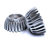 El aluminio moldeado a presión para la iluminación de la vivienda