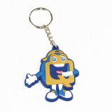卸し売り安いカスタム柔らかいPVC Keychain