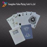 Cartões de jogo pretos do cartão do jogo do papel de núcleo com alta qualidade