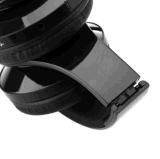 Наушники Над-Уха Bluetooth глубоким басовым портативным управлением касания беспроволочные с Built-in Mic для мобильного телефона