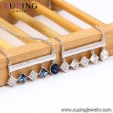 Kristallen van Xuping van N0329001 de Beste Verkopende van Halsband van de Nauwsluitende halsketting van de Elementen van de Halsband van de Inzameling Swarovski de Eenvoudige