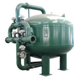 Filtre d'eau mécanique de sable pour la circulation de refroidissement
