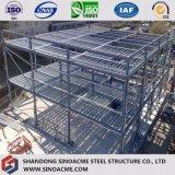 Sinoacmeの高層鉄骨構造の構築のオフィスビル