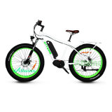 [500و] كبيرة قوة سمينة إطار العجلة جبل دراجة كهربائيّة