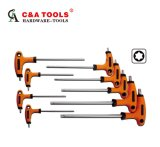 9PC chave Torx T chave dinamométrica regulada com T10-50