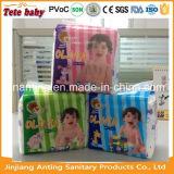 Gute Qualitätsbaby-Windel hergestellt China-in der preiswerten Baby-Windel