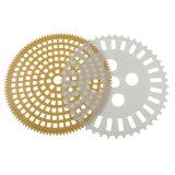 Epoxidglas-maschinell bearbeitenteile der faser-Fr4