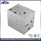 高精度のアルミニウム自動車の付属品のスペアーのCNCによって機械で造られる部品