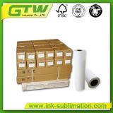 Documento di sublimazione di alta qualità 105GSM Advesive per stampaggio di tessuti