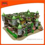 Последний замок для использования внутри помещений игровая площадка, крытый парк развлечений оборудование, Naughty замок