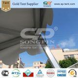 3X6m Viereckgazebo-Pagode-Zelt mit Belüftung-Wänden für Verkauf