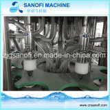 Automatisches 18.9L 5 Gallonen-Zylinder-Flaschen-Wasser-füllende mit einer Kappe bedeckende Maschine