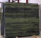 Mattonelle di bambù delle lastre del granito di Verde