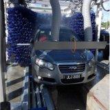 Túnel completamente automática Máquina de lavado de coches Coche de línea de vapor con la arandela