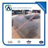 Rete metallica esagonale galvanizzata (con saldato)