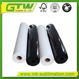 Schlaufen-verhinderndes schnelles trockenes Umdruckpapier der Sublimation-100GSM in der Rolle