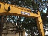 Escavatore utilizzato del cingolo di KOMATSU PC128us per costruzione
