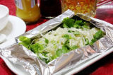 食糧パッキングのためのアルミホイルロールスロイス