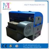 Dx5 tamaño A3 de la cabeza para inyección de tinta UV impresora plana digital para la impresión de vidrio y cerámica