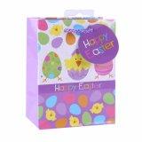Bolsas de papel del regalo del arte del día de fiesta del conejo de la taza de Pascua