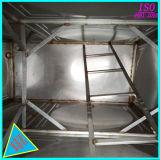 Réservoir d'eau de soudure de mémoire de panneau d'acier inoxydable