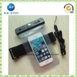 2015 het Nieuwe Transparante Waterdichte Mobiele Geval Van uitstekende kwaliteit van de Telefoon voor iPhone 5/5s (JP-wb010)