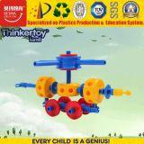 Forma fácil Blocos componentes educacionais brinquedos para crianças