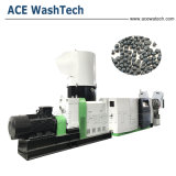 PP PE Recycling를 위한 플라스틱 Pellet Machine Extruder