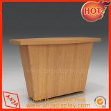 Hölzerne Prüfungs-Kostenzähler-Kassierer-Schreibtisch-Möbel