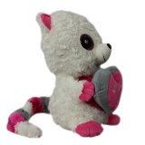 Brinquedo enchido do luxuoso do Raccoon de Hotsale tela macia