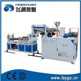 machine en plastique de feuille d'animal familier de largeur de 2-15mm profondément 2300mm