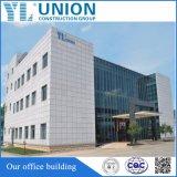 Estructura de acero prefabricados Fábrica en China para edificios de acero de la casa de acero