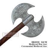 戦いの斧の古代ローマの兵士の斧の卸売(HK8336)