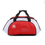 O saco de viagem do saco de ombro ostenta o saco