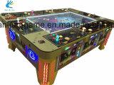 Macchina della galleria della macchina del gioco della fucilazione di pesca di divertimento dello spingitoio della moneta